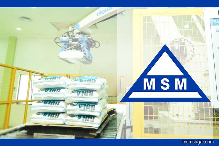 提炼成本增及售价跌 拖累MSM首季蒙亏